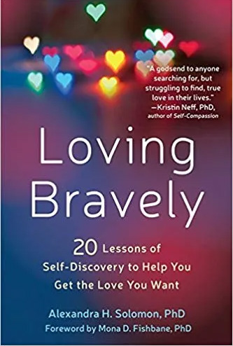 Loving Bravely- Dr. Sheryl Ziegler podcast, episode 2 with Alexandra Solomon